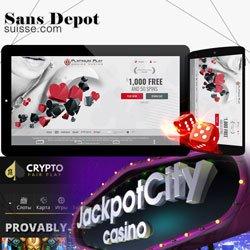 Meilleurs casinos suisses